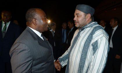 Que faisait le roi du Maroc au Gabon au moment du coup d'Etat avorté ?