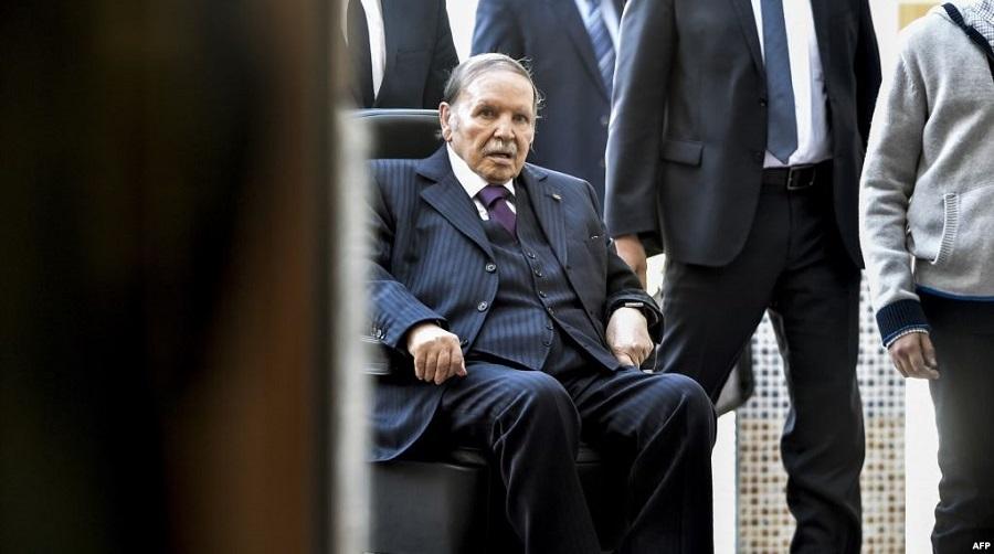 5e mandat Bouteflika