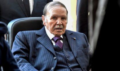 Bouteflika dimanche à Genève pour un «court séjour» médical