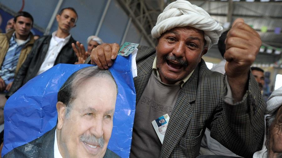 Bouteflika 2 présidentielle