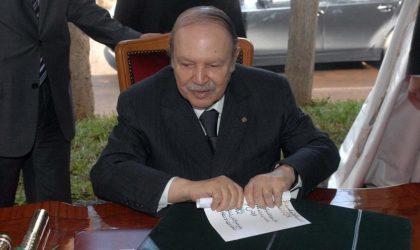 La «révélation» d'une source algérienne à un journal arabe sur le 5e mandat