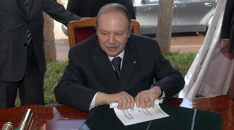 Bouteflika Grande