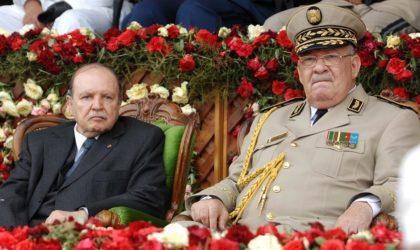 Les deux derniers membres de l'ALN en poste ou la fin de la légitimité historique
