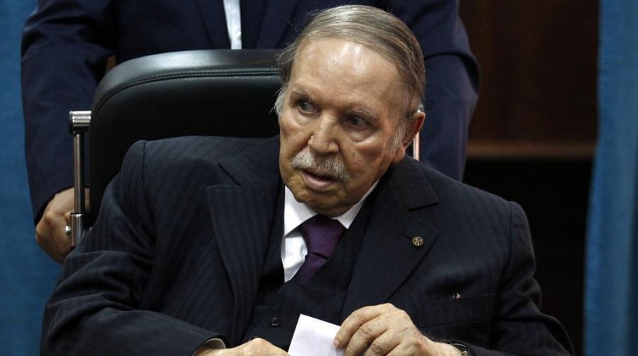 Bouteflika Proche-Orient