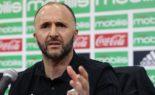 Belmadi donne un cours magistral à l'ancien footballeur français Jérôme Rothen