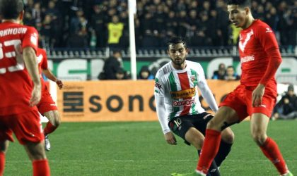 CR Belouizdad – NA Hussein-Dey, choc des quarts de finale