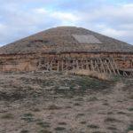 Le mausolée d'Imedghassen