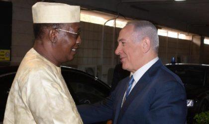 Netanyahou se rend au Tchad : Idriss Deby ouvre nos frontières à Israël