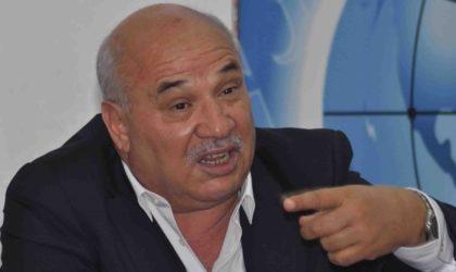 Le sociologue Nacer Djabi interdit d'animer une conférence sur les mouvements berbères