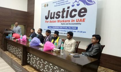 Des travailleurs asiatiques y sont enfermés dans des cages: les Emirats sombrent dans la barbarie