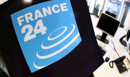 Quand France 24 devient une tribune pour le détracteur de l'ex-DRS