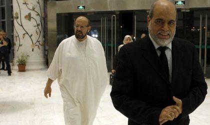 Bouguerra Soltani ouvre son forum aux résidus du parti extrémiste FIS