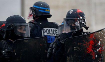 Un syndicat de police français accuse : «Le pouvoir politique nous manipule»