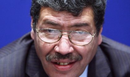 L'ex-conseiller de Sarkozy cherche-t-il à parasiter la candidature de Ghediri ?