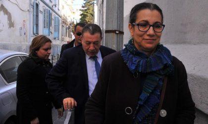 Campagne internationale dans 72 pays pour la libération de Louisa Hanoune