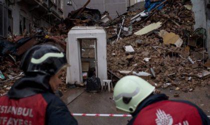 Effondrement d'immeuble à Rahmania: faut-il faire confiance aux Turcs ?