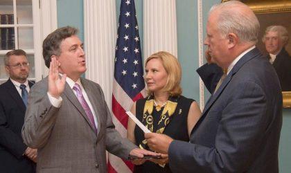 Que complote l'ambassadeur des Etats-Unis à Alger ?