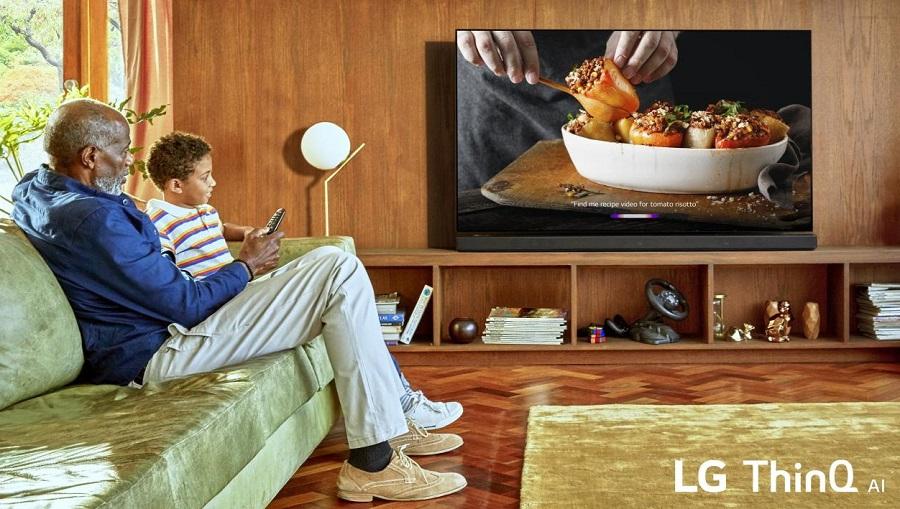 Téléviseurs LG