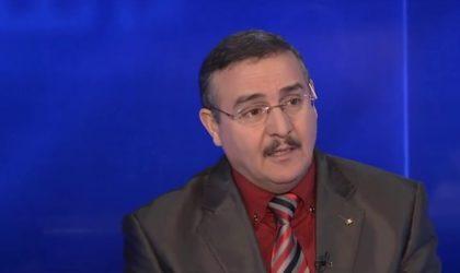 L'ex-officier du DRS Larbi Chérif exempt des mises en garde du MDN ?