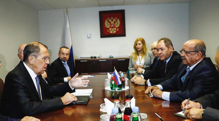 Lavrov-Messahel
