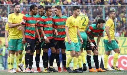 Ligue 1 (17e journée) : la JSK, le MCA et l'OM s'imposent