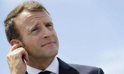 La missive du roi Macron à ses sujets