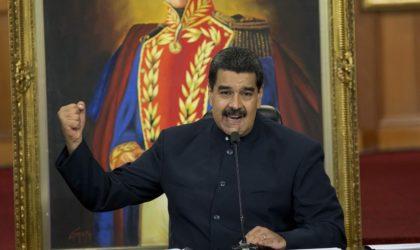 Moscou : «Washington veut faire un coup d'Etat au Venezuela»