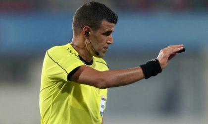 Blanchi par la CAF : Mehdi Abid Charef arbitrera