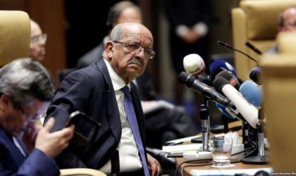 L'offensive diplomatique de Messahel pour faire résonner la voix de l'Algérie
