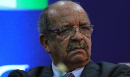 L'Algérie «engagée» pour partager son expérience en matière de lutte contre le terrorisme