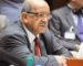 Messahel à partir de Washington : «L'Algérie pays stable dans une zone de turbulences»
