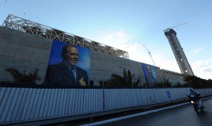 Le président Bouteflika va-t-il inaugurer la Grande Mosquée d'Alger fin janvier ?