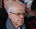 Décès du président du Conseil constitutionnel Mourad Medelci ce lundi matin à l'âge de 76 ans