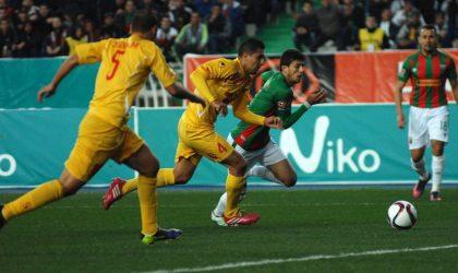 Coupe d'Algérie : NAHD – MCA, grande affiche des 8es de finale