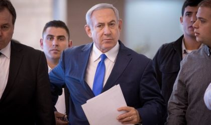 De quelle visite d'une délégation algérienne les Israéliens parlent-ils ?