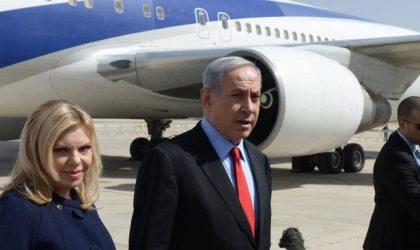 L'Algérie interdit son espace à l'avion transportant Netanyahou au Maroc