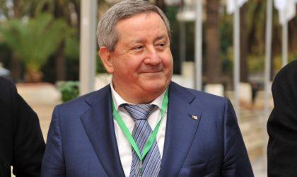 Ould Kaddour relève l'impératif de stabiliser la consommation nationale en gaz naturel