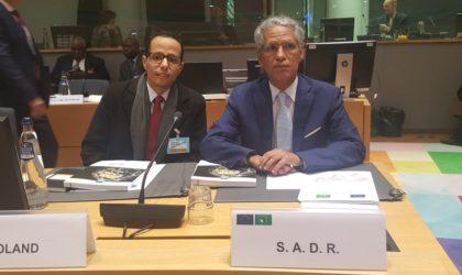Victoire diplomatique de la RASD en plein cœur des institutions européennes