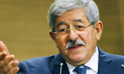 Sénatoriales, 5e mandat, tamazight : Ouyahia se prononce