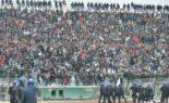 Le public sportif algérien crie «Dégage Gaïd-Salah, il n'y aura pas de vote !»