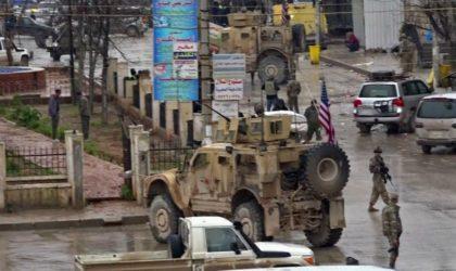 Attentat-suicide en Syrie : quatre Américains, dont deux militaires, tués