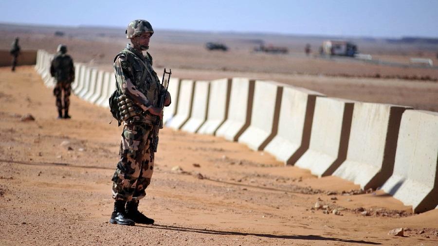 docrtine armée algérienne