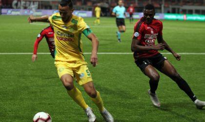 Ligue 1 : l'USMA tombe à Tadjenanet, la JSK se relance