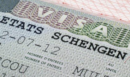 Le nombre de visas accordé par la France aux Algériens baisse de 28%