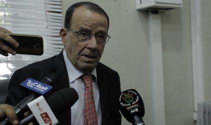 Le président de l'Arav répond à Ouyahia