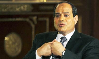 Al-Sissi : «L'Egypte entretient une coopération à grande échelle avec les Israéliens»