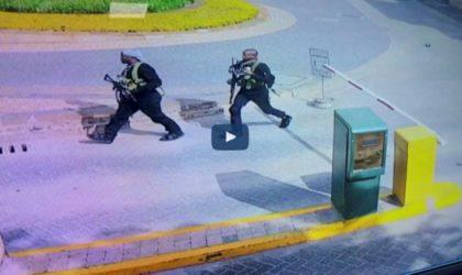 Les images de l'attaque qui a fait 21 morts à Nairobi