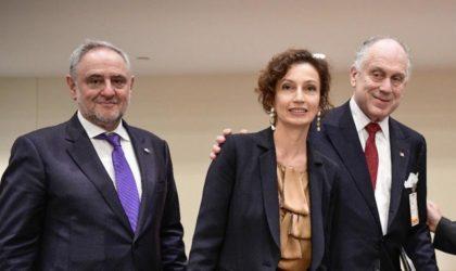 Graves révélations de l'expert algérien Rachid Benaïssa sur l'Unesco