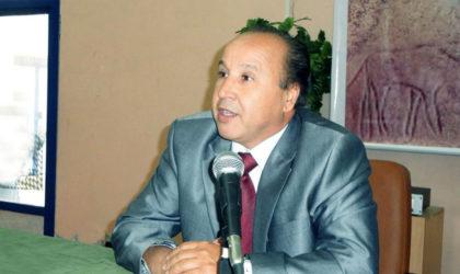 Le professeur Djellaoui nommé président de l'Académie de tamazight