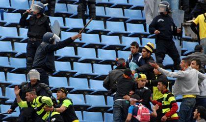 Le chiffre effarant de la DGSN : 210 000 policiers mobilisés dans les stades